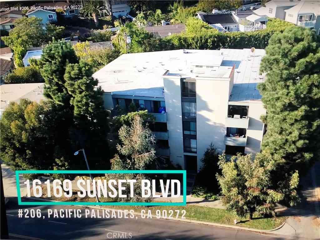 16169 Sunset Boulevard #206, Pacific Palisades, CA, 90272,