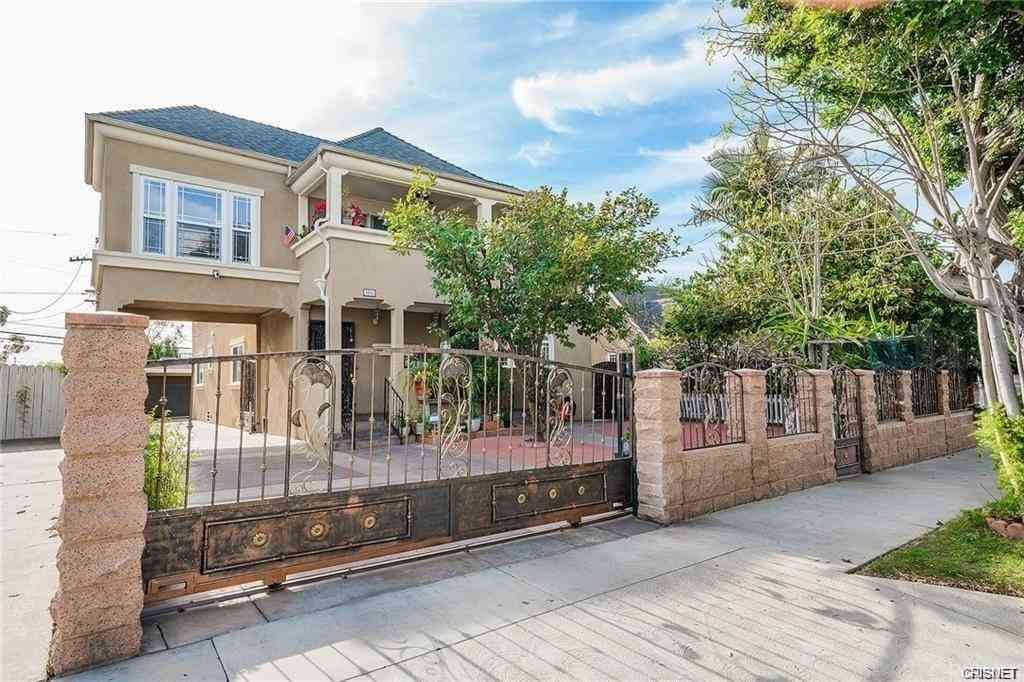 4006 W 22nd Place, Los Angeles, CA, 90018,