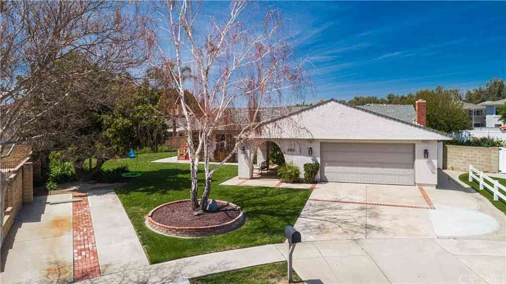 2461 Lita Place, Simi Valley, CA, 93063,