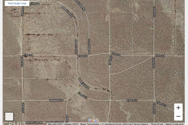 0 Vac/190 Ste/Vic Desert Vista Drive