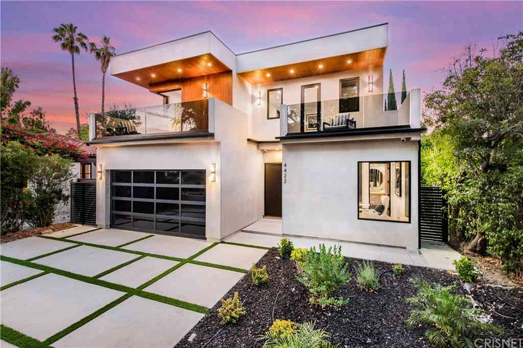 4422 Camellia Avenue, Studio City, CA, 91602,