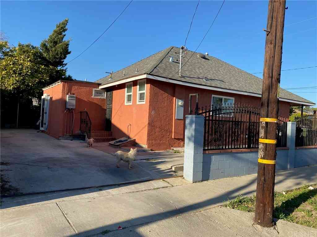 633 S Record Avenue, Los Angeles, CA, 90023,