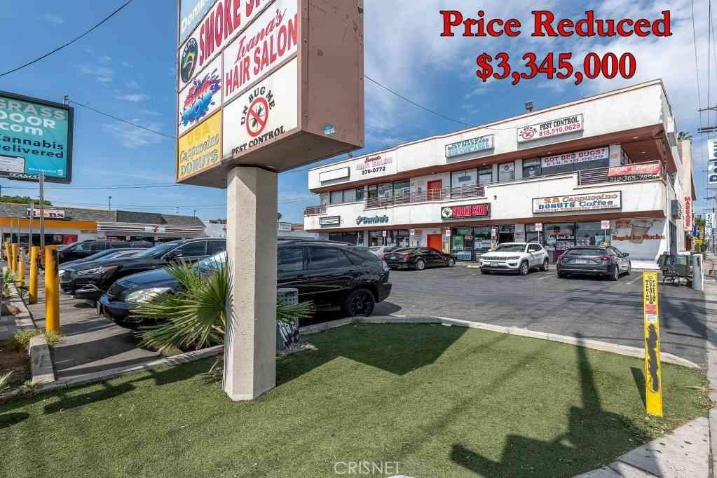 6801 Sepulveda Boulevard, Van Nuys, CA, 91405,