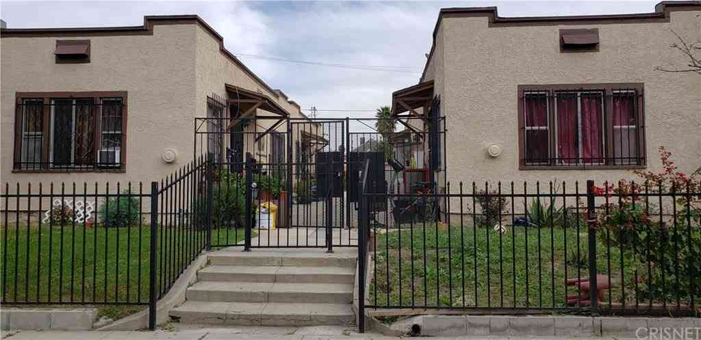 3902 Halldale Avenue, Los Angeles, CA, 90062,