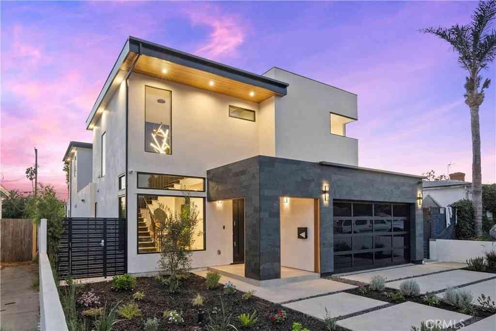 4711 Berryman Avenue, Los Angeles, CA, 90230,