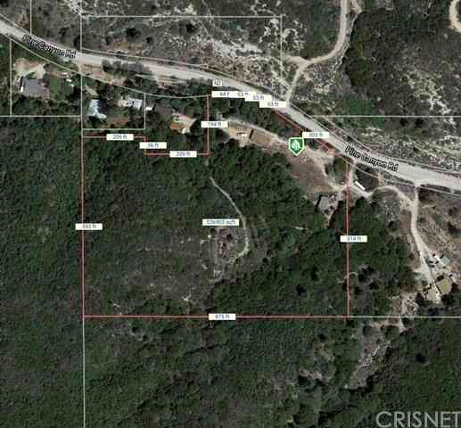 20800 Pine Canyon Road, Lake Hughes, CA, 93532,