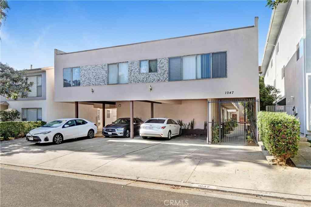 1047 N Sierra Bonita Avenue, West Hollywood, CA, 90046,