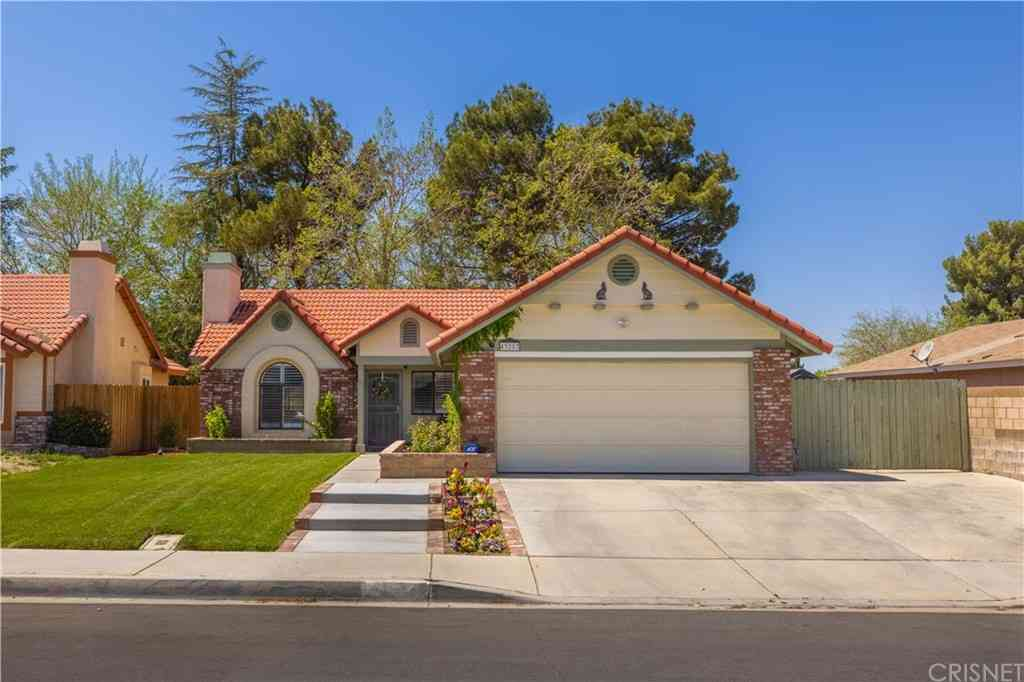 43257 Echard Avenue, Lancaster, CA, 93536,