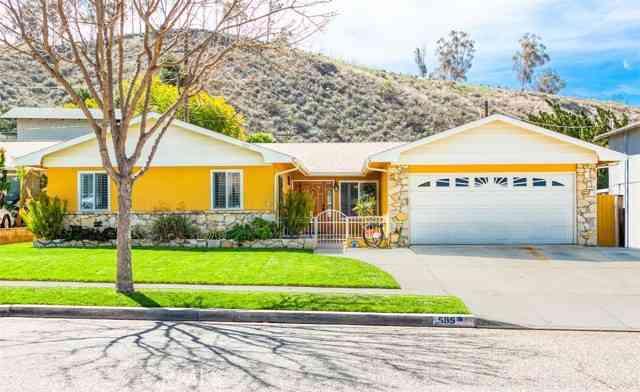 585 Talbert Avenue, Simi Valley, CA, 93065,