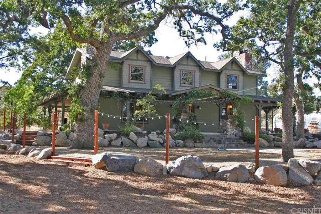 28200 Pine Canyon Road, Lake Hughes, CA, 93532,