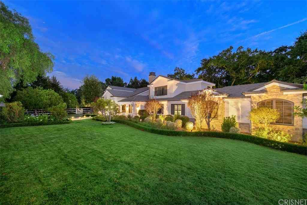 24504 Long Valley Road, Hidden Hills, CA, 91302,