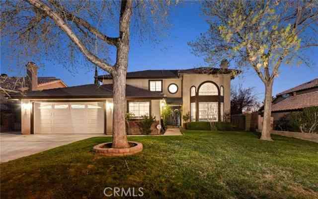 41427 Yancey Lane, Lancaster, CA, 93536,