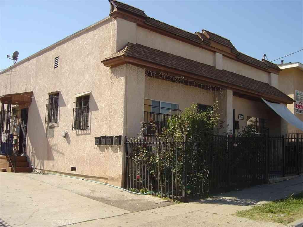 2744 Lanfranco Street, Los Angeles, CA, 90033,