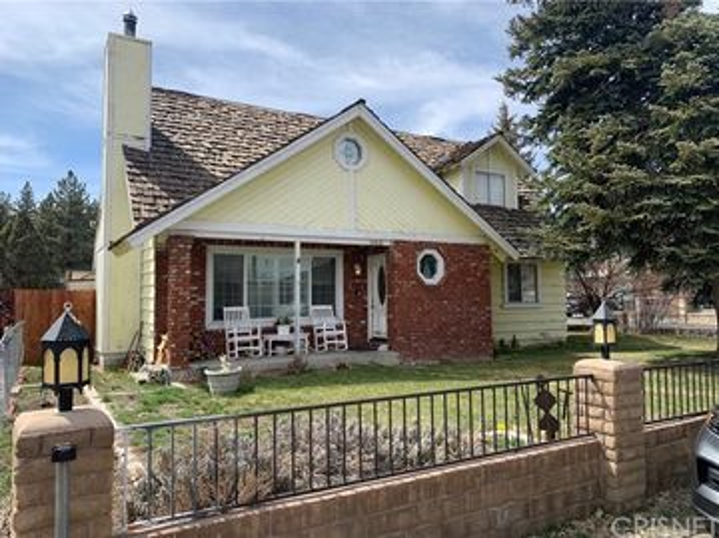 945 Mount Doble Drive, Big Bear City, CA, 92314,