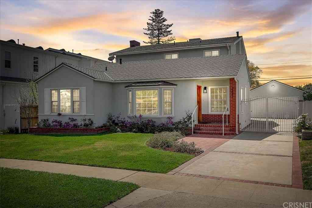 2651 Butler Avenue, Los Angeles, CA, 90064,