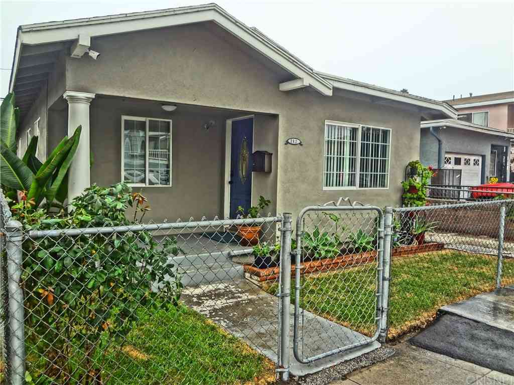 262 E Platt Street, Long Beach, CA, 90805,