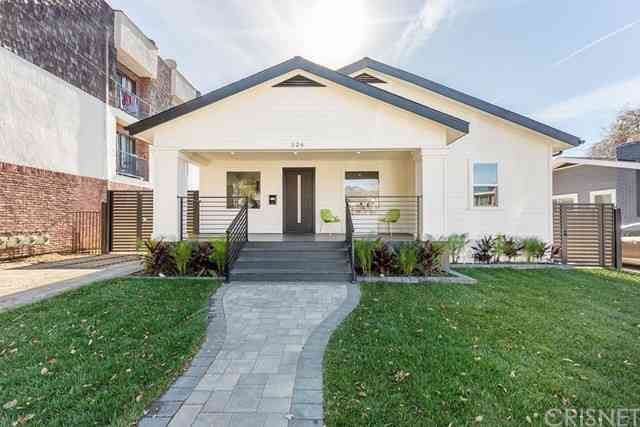 526 West Doran Street, Glendale, CA, 91203,