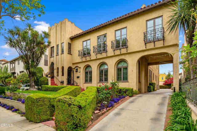 304 North Orange Drive, Los Angeles, CA, 90036,