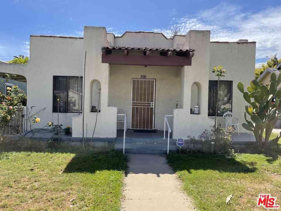 3418 Larga Avenue, Los Angeles, CA, 90039,