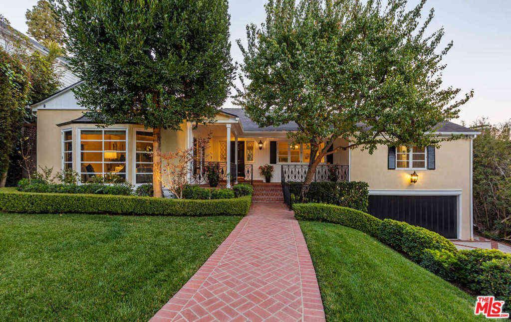 1240 N Wetherly Drive, Los Angeles, CA, 90069,