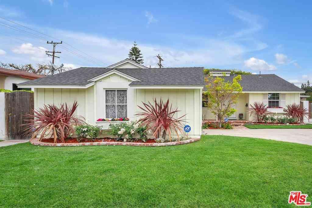 11210 Rudman Drive, Culver City, CA, 90230,