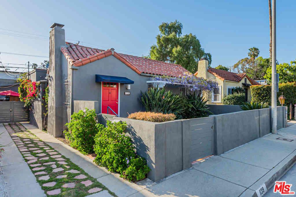 1139 N Genesee Avenue, West Hollywood, CA, 90046,