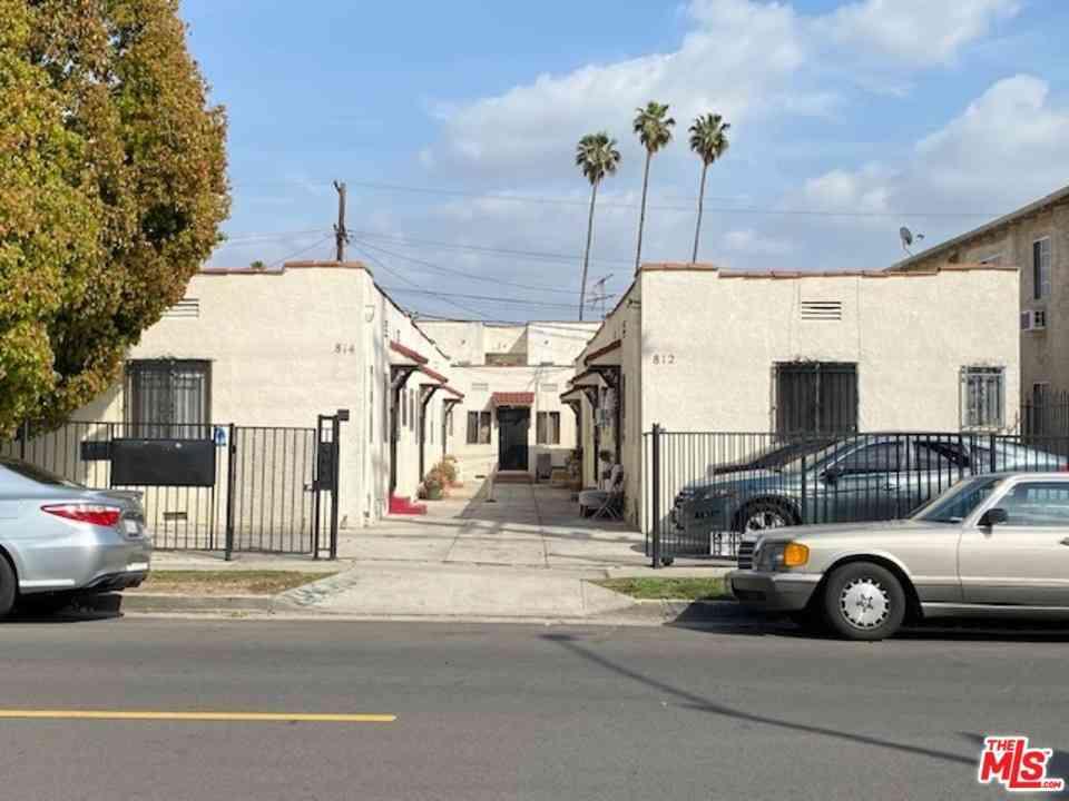 812 N Van Ness Avenue, Los Angeles, CA, 90038,