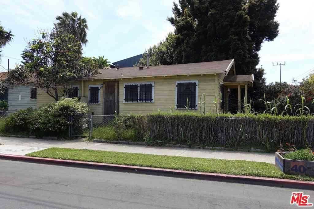 664 SUNSET Avenue, Venice, CA, 90291,
