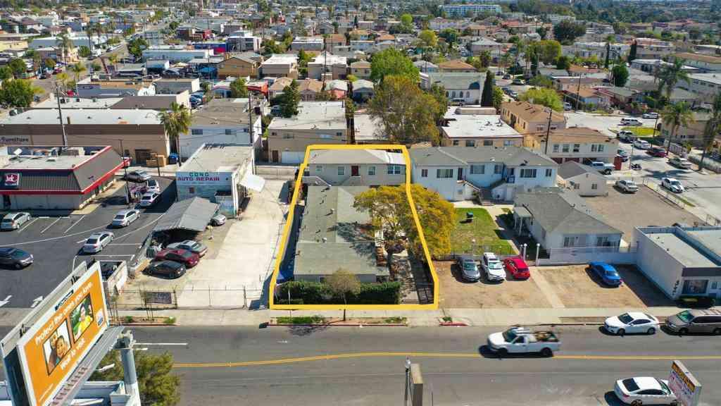 4321 Euclid Ave, San Diego, CA, 92115,