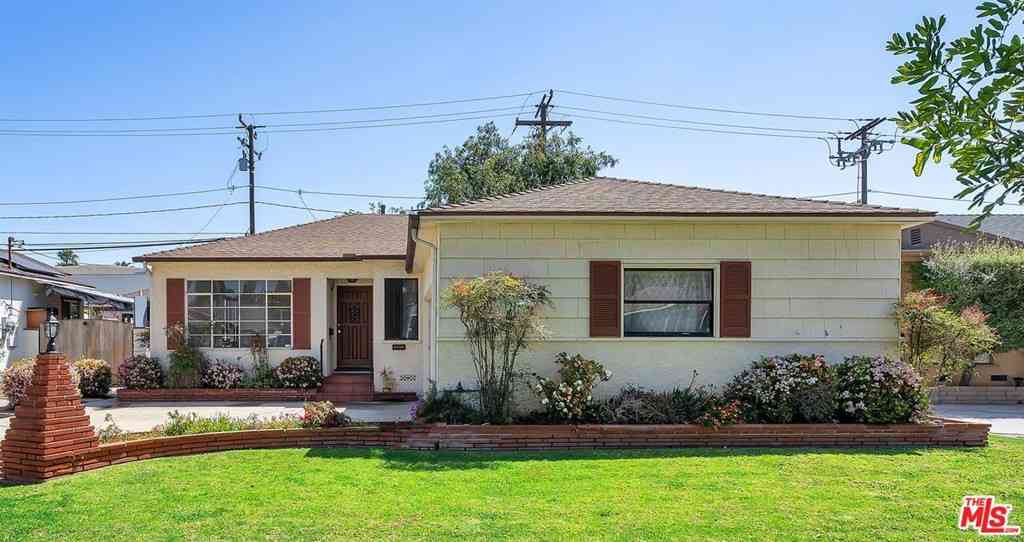 11448 Segrell Way, Culver City, CA, 90230,