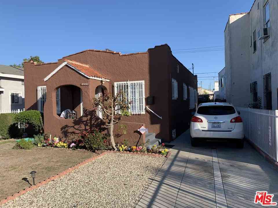 2516 S Harcourt Avenue, Los Angeles, CA, 90016,