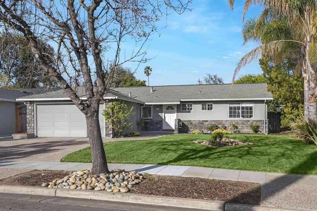 3397 Gardendale Drive, San Jose, CA, 95118,