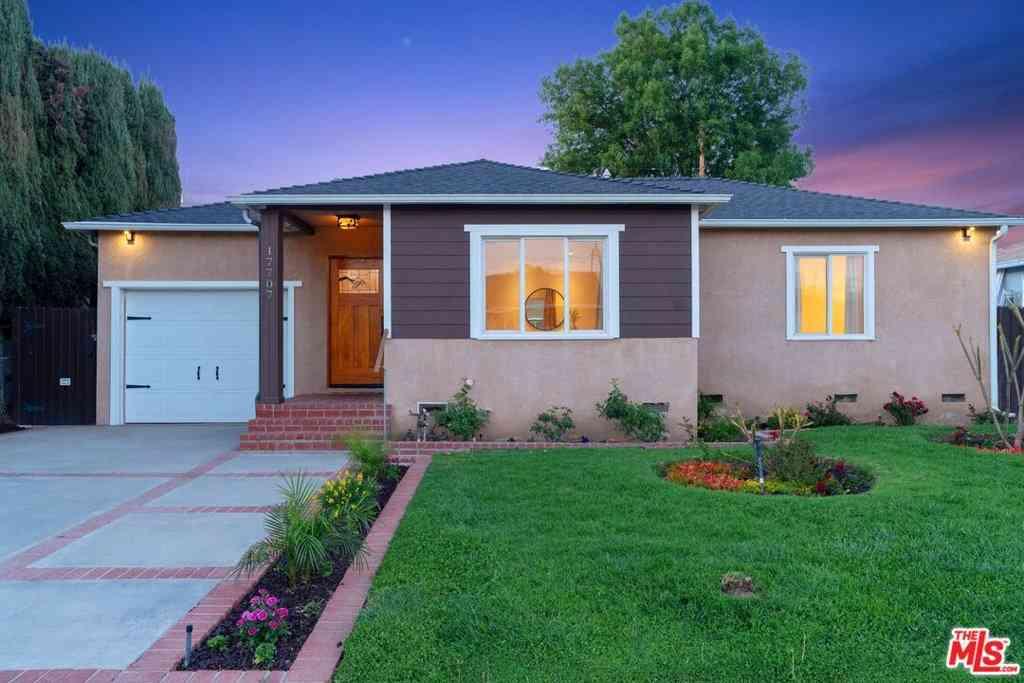 17707 Miranda Street, Encino, CA, 91316,