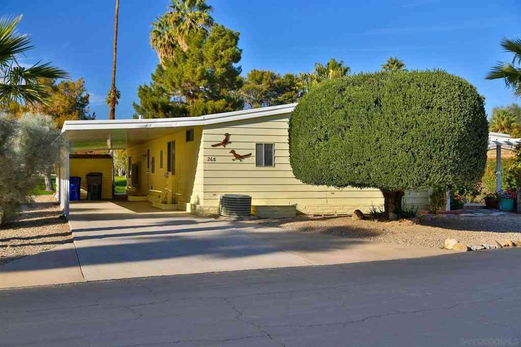 1010 Palm Canyon Dr #268, Borrego Springs, CA, 92004,