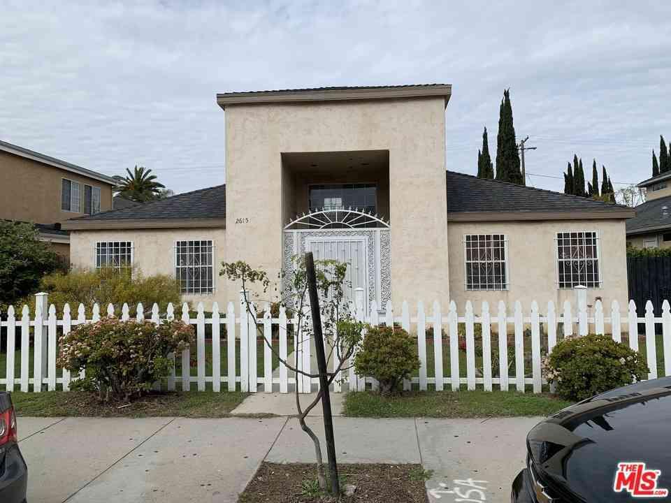2615 E 7Th Street, Long Beach, CA, 90804,
