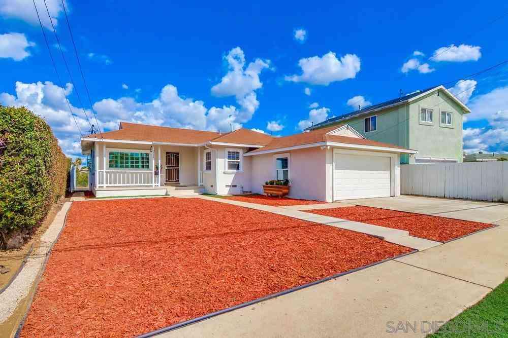 5238 Cervantes Ave, San Diego, CA, 92114,