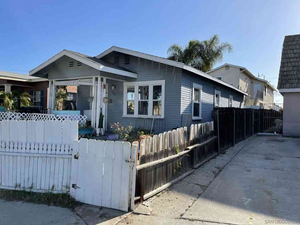 4525 35th Street, San Diego, CA, 92116,