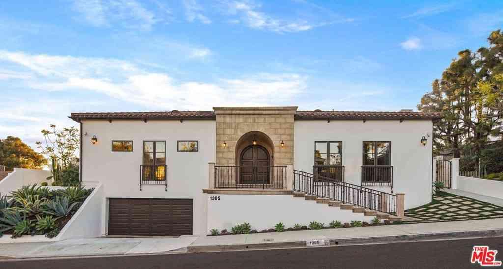 1305 Casiano Road, Los Angeles, CA, 90049,
