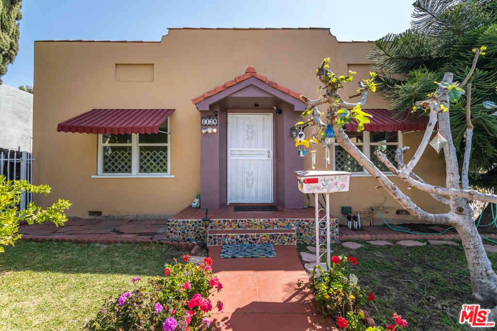 1134 N Hudson Avenue, Los Angeles, CA, 90038,