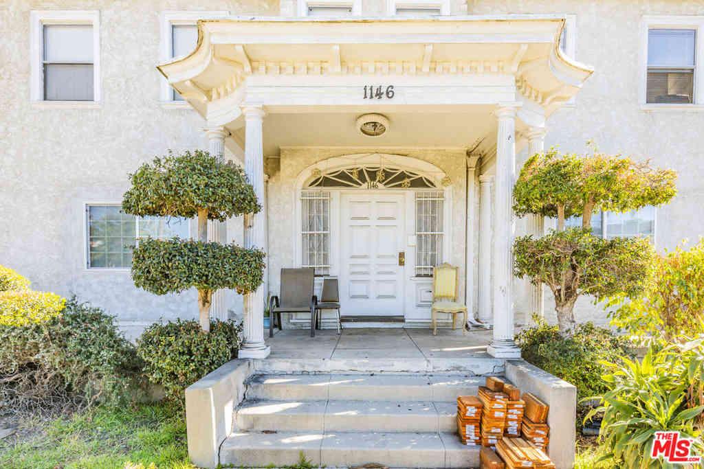 1146 S Norton Avenue, Los Angeles, CA, 90019,