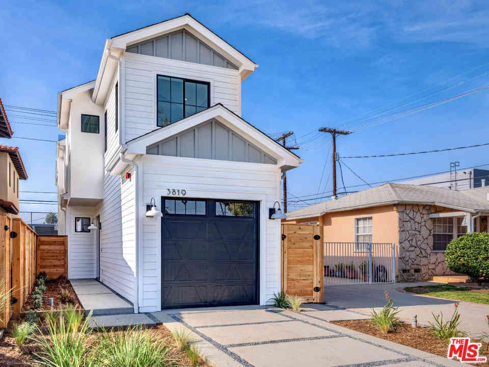 3819 Lyceum Avenue, Los Angeles, CA, 90066,