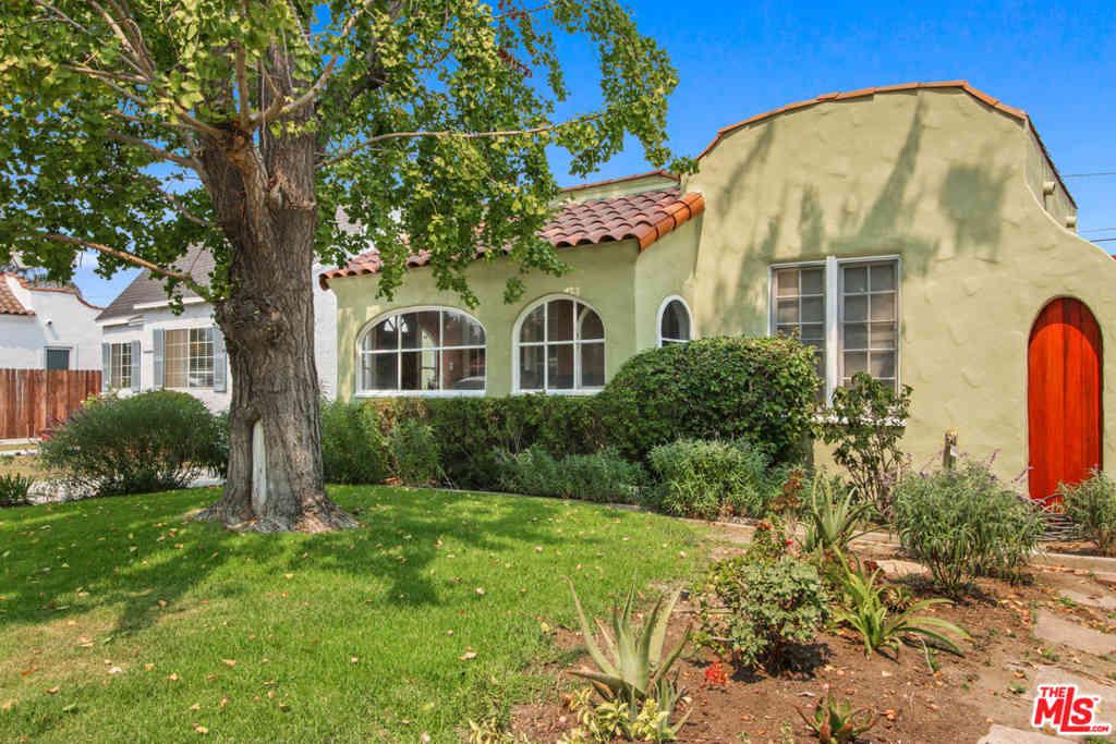 8533 Melvil Street, Los Angeles, CA, 90034,