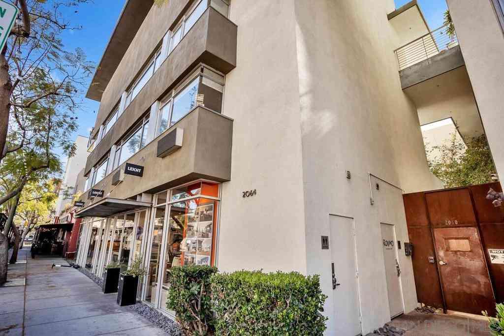2064 Kettner Blvd #25, San Diego, CA, 92101,