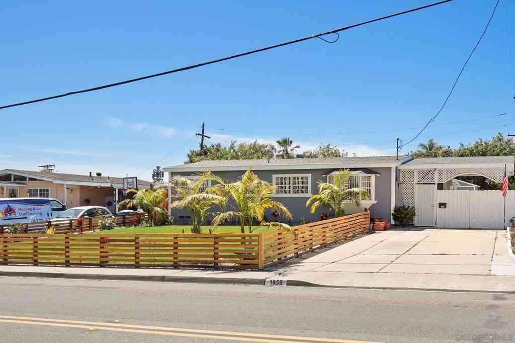 1058 Hilltop Dr, Chula Vista, CA, 91911,