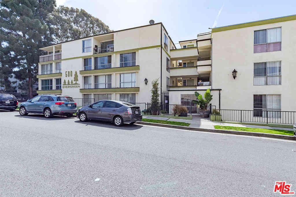 500 Evergreen Street #109, Inglewood, CA, 90302,