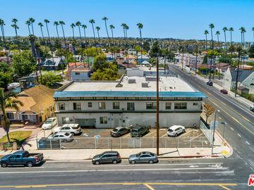 4801 2nd Avenue, Los Angeles, CA, 90043,