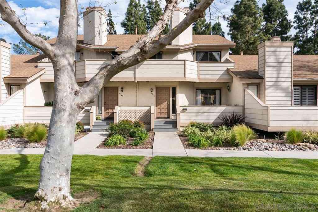 4543 Chateau Dr, San Diego, CA, 92117,