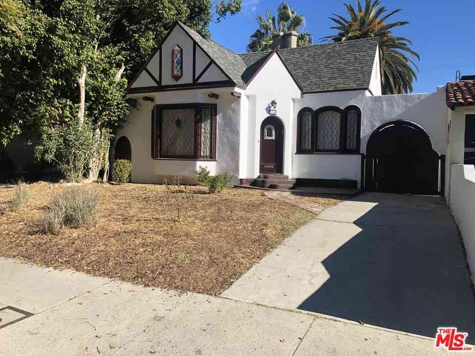 1118 S Elm Drive, Los Angeles, CA, 90035,
