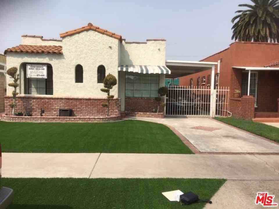 2043 W 65Th Place, Los Angeles, CA, 90047,