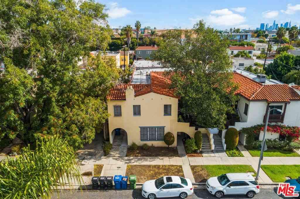 632 N Windsor Boulevard, Los Angeles, CA, 90004,